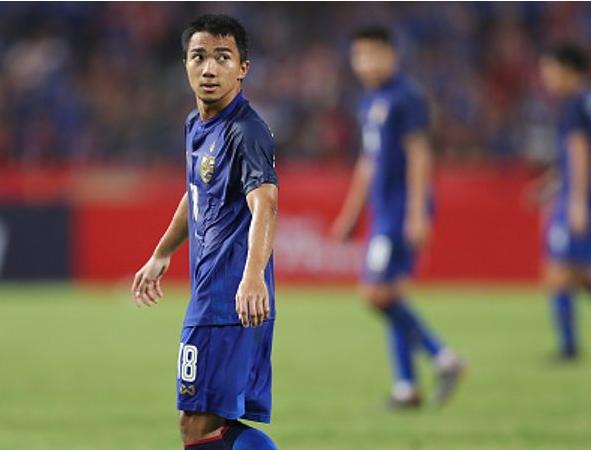Messi Thái quyết tâm làm nên chuyện tại Asian Cup 2019