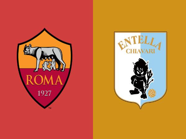 Nhận định AS Roma vs Entella, 3h00 ngày 15/1