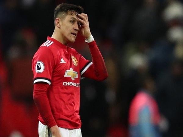 Sanchez muốn rời Man Utd dù đã đổi HLV