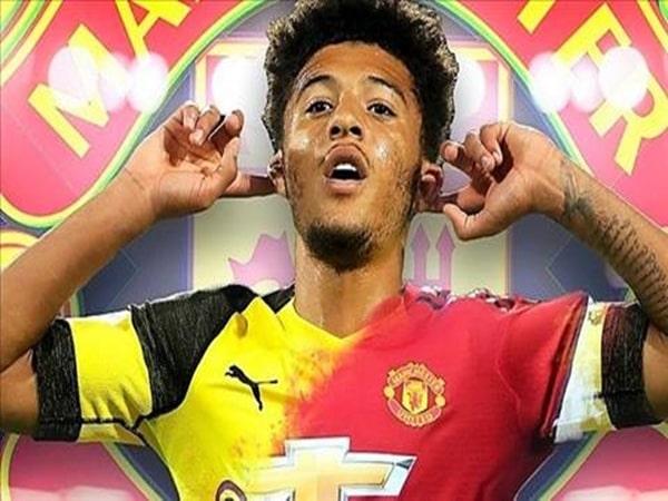 Dortmund ra giá khung cho Sancho