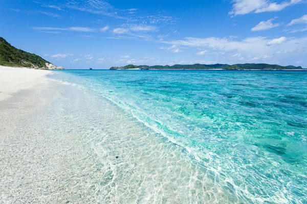 Mơ thấy biển lặng là dự báo điềm lành