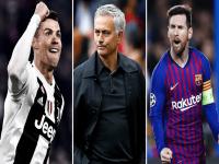 Mourinho nhận định về Ronaldo và Messi