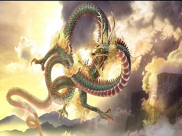Mơ thấy rồng vàng điềm báo may mắn