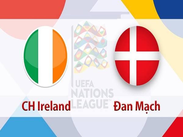 Nhận định Đan Mạch vs CH Ireland 01h45, 08/06