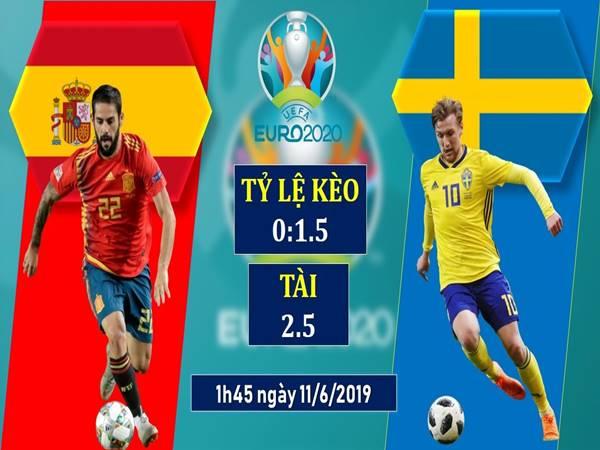 Nhận định Tây Ban Nha vs Thụy Điển, 01h45 ngày 11/6