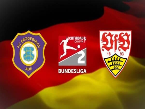 Nhận định Aue vs Stuttgart, 23h30 ngày 23/8