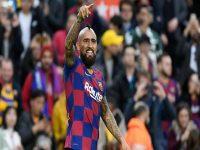 Hiệu suất ghi bàn của Arturo Vidal cho Barcelona khá ổn định