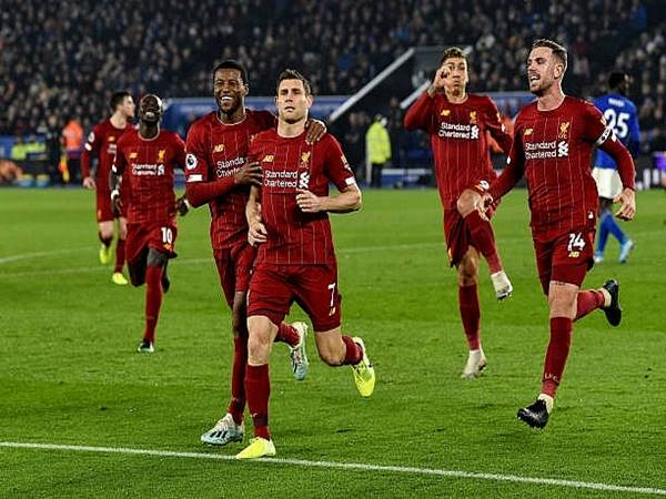 Liverpool khẳng định vị thế của nhà vô địch