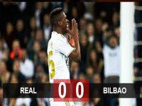 Real tụt lại so với Barca sau 3 trận hòa