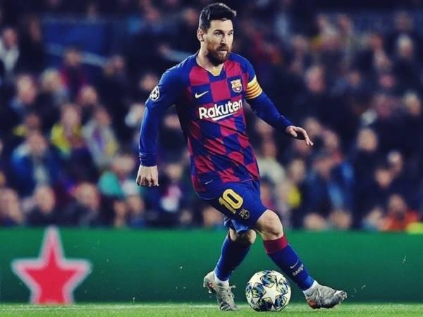 Xé lưới Alaves, Messi cán mốc 50 bàn/năm lần thứ 9 trong sự nghiệp