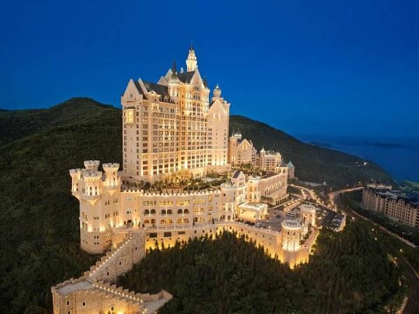 Nằm mơ thấy lâu đài chơi lô đề con gì may mắn?