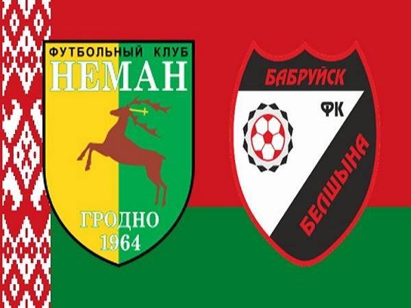 Nhận định kèo Neman Grodno vs Belshina Bobruisk 23h00, 10/04 (VĐQG Belarus)