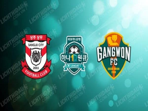 Nhận định kèo Sangju Sangmu vs Gangwon, 12h00 ngày 16/05