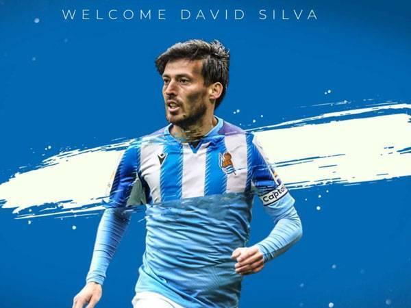 Tin BĐQT sáng 18/8 : David Silva chính thức có bến đỗ mới
