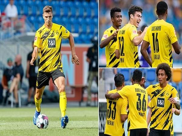 Bóng đá Quốc tế tối 17-8: Dortmund thảm sát đối thủ 11-2