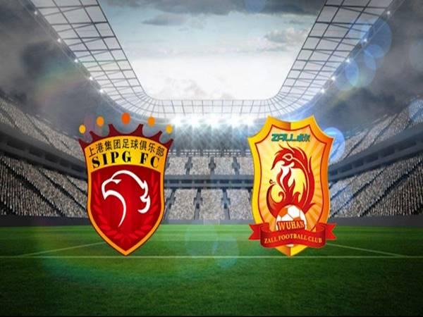 Nhận định Shanghai SIPG vs Wuhan Zall 17h00 ngày 12/8