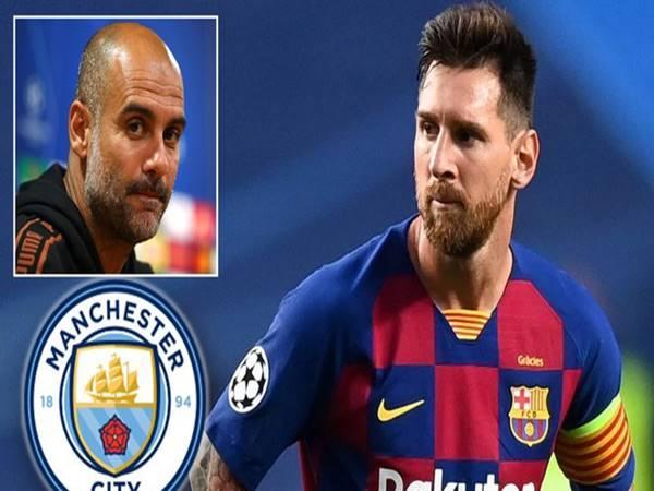 Tin bóng đá Quốc tế 28-8: Messi đã chọn Man City