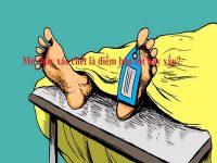 Mơ thấy xác chết – Giải mã con số lô đề của giấc mơ thấy xác chết