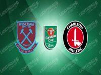 Nhận định bóng đá West Ham vs Charlton Athletic, 01h30 ngày 16/9