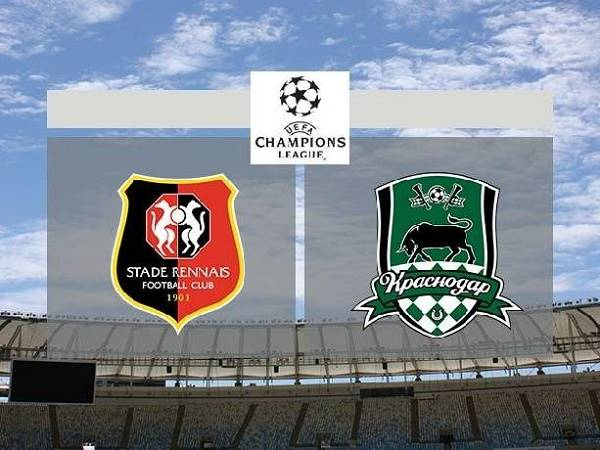 Nhận định kèo Rennes vs Krasnodar 02h00, 21/10 – Champions League