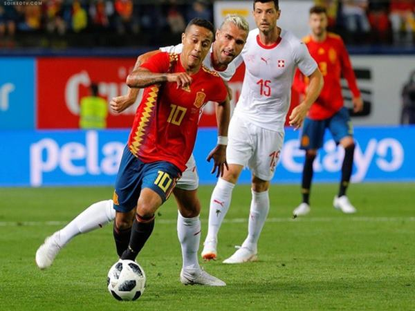 Nhận định Tây Ban Nha vs Thụy Sĩ, 01h45 ngày 11/10