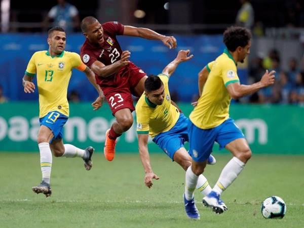 Nhận định trận đấu Brazil vs Venezuela (7h30 ngày 14/11)