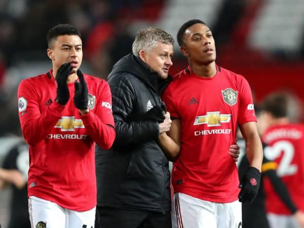 Tin bóng đá Anh 26/11: Khi Ole bắt đầu 'phà hơi nóng' vào Martial
