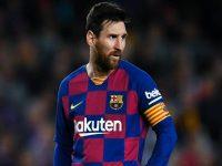 Tin bóng đá QT chiều 12/11: Messi ra 5 điều kiện để gia hạn hợp đồng