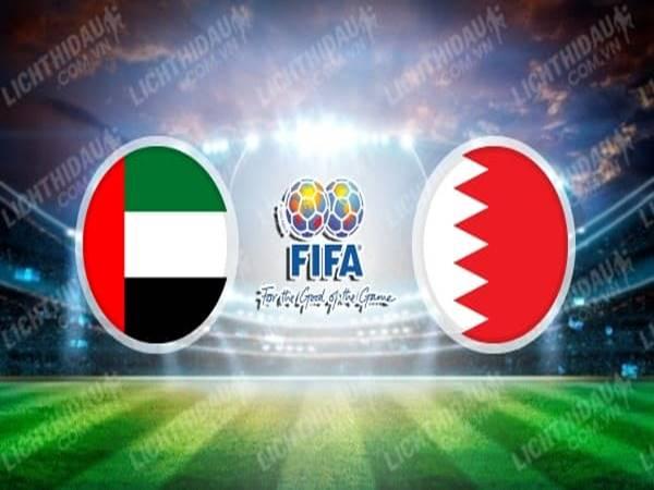 Nhận định UAE vs Bahrain, 21h00 ngày 16/11