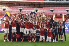 Bóng đá Anh sáng 1/12: Arsenal và Liverpool gặp khó tại FA Cup