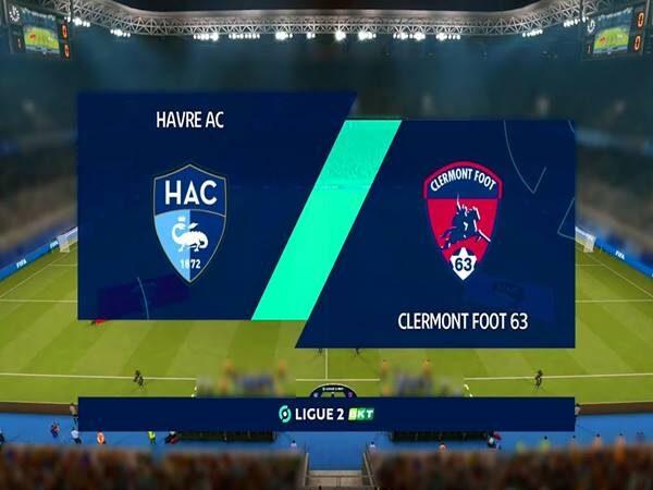 Nhận định Le Havre  vs Clermont 02h45 ngày 15/12/2020