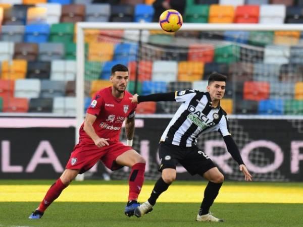 Nhận định bóng đá Crotone vs Udinese, 0h30 ngày 16/12