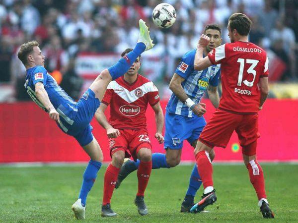 Nhận định tỷ lệ Dusseldorf vs Paderborn, 02h30 ngày 05/01 - Hạng 2 Đức