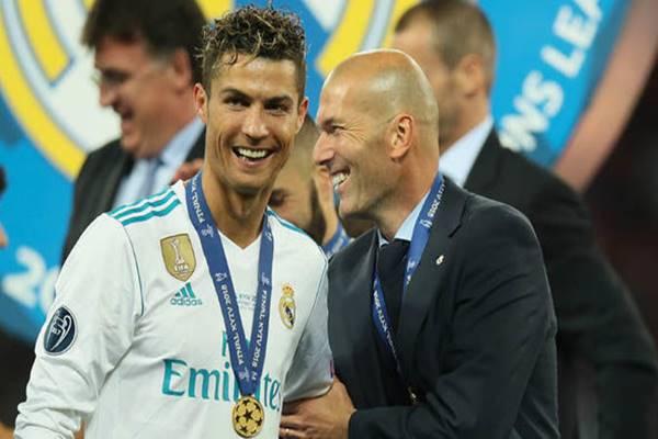Bóng đá QT 16/3: Zidane không loại trừ việc Ronaldo trở lại Real Madrid