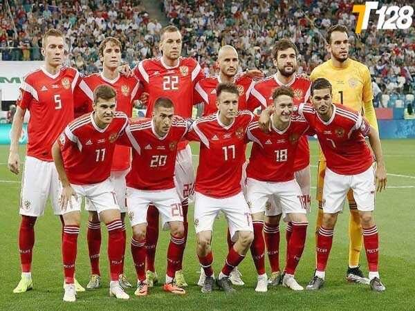 Đội hình các cầu thủ Nga dự kiến ra sân tại VCK Euro 2021