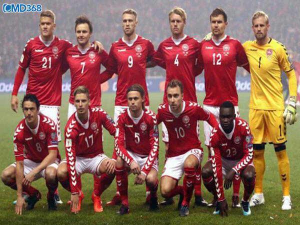 Danh sách dự kiến cầu thủ đội hình Đan Mạch giải Euro 2020 năm 2021