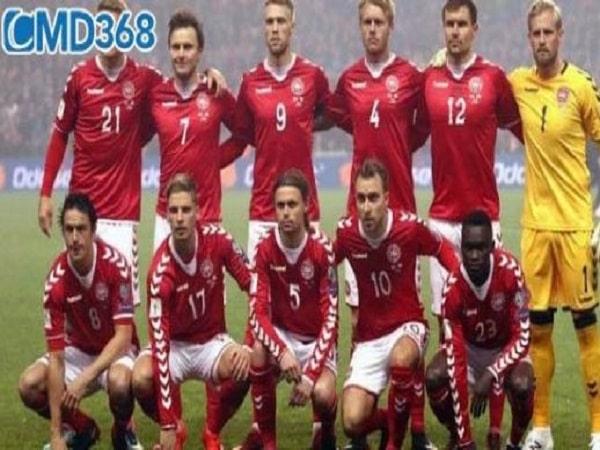 Đánh giá đội hình ra sân, sơ đồ chiến thuật của Đan Mạch tại Euro 2021