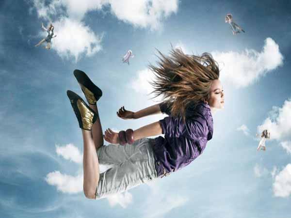 Mơ thấy mình đang bay là điềm gì? Đánh con nào?