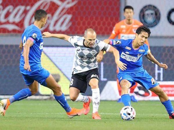 Nhận định trận Vissel Kobe vs Sagan Tosu (12h00 ngày 30/5)