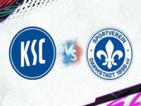 Nhận định Karlsruher vs Darmstadt, 23h30 ngày 30/07 hạng 2 Đức