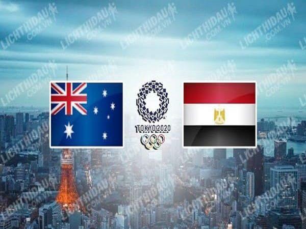 Nhận định U23 Australia vs U23 Ai Cập – 18h00 28/07/2021, Olympic 2020
